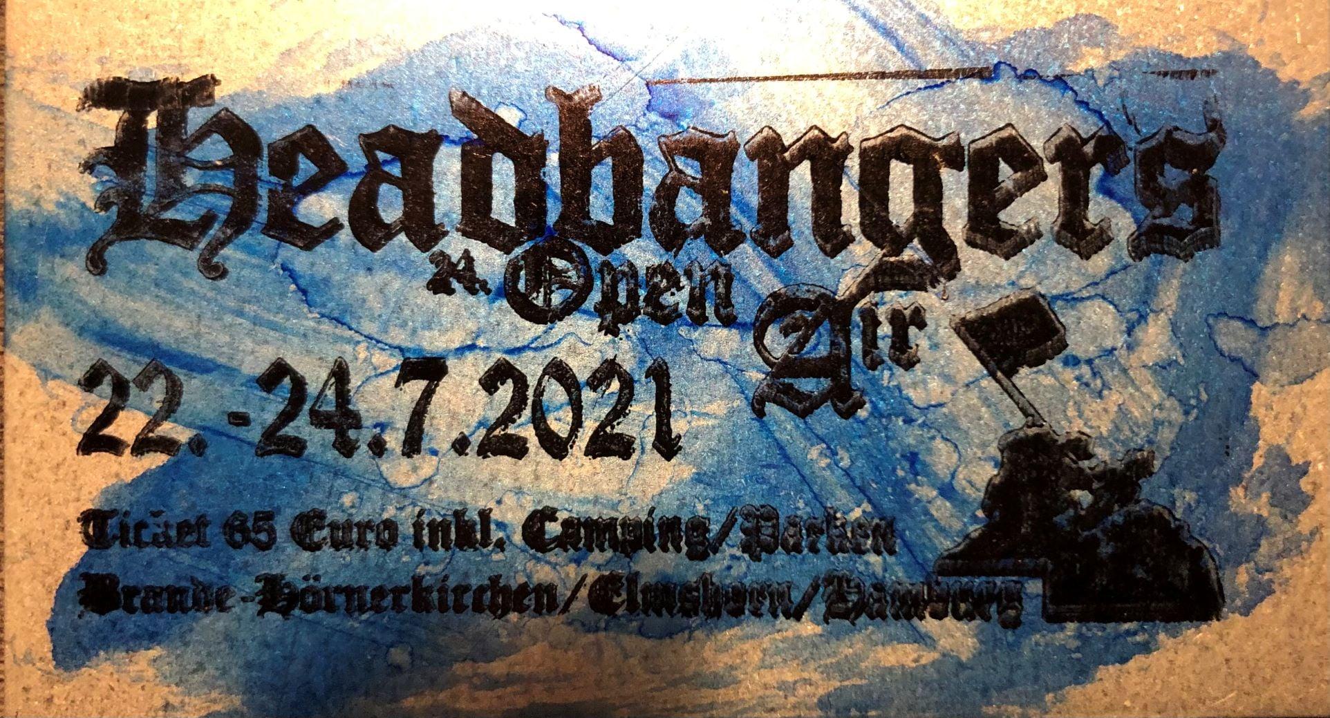 headbangers open air 2021
