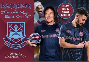 iron maiden west ham pic 1