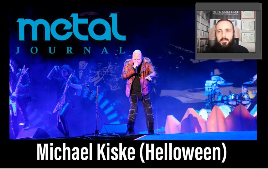 michael kiske - helloween - entrevista