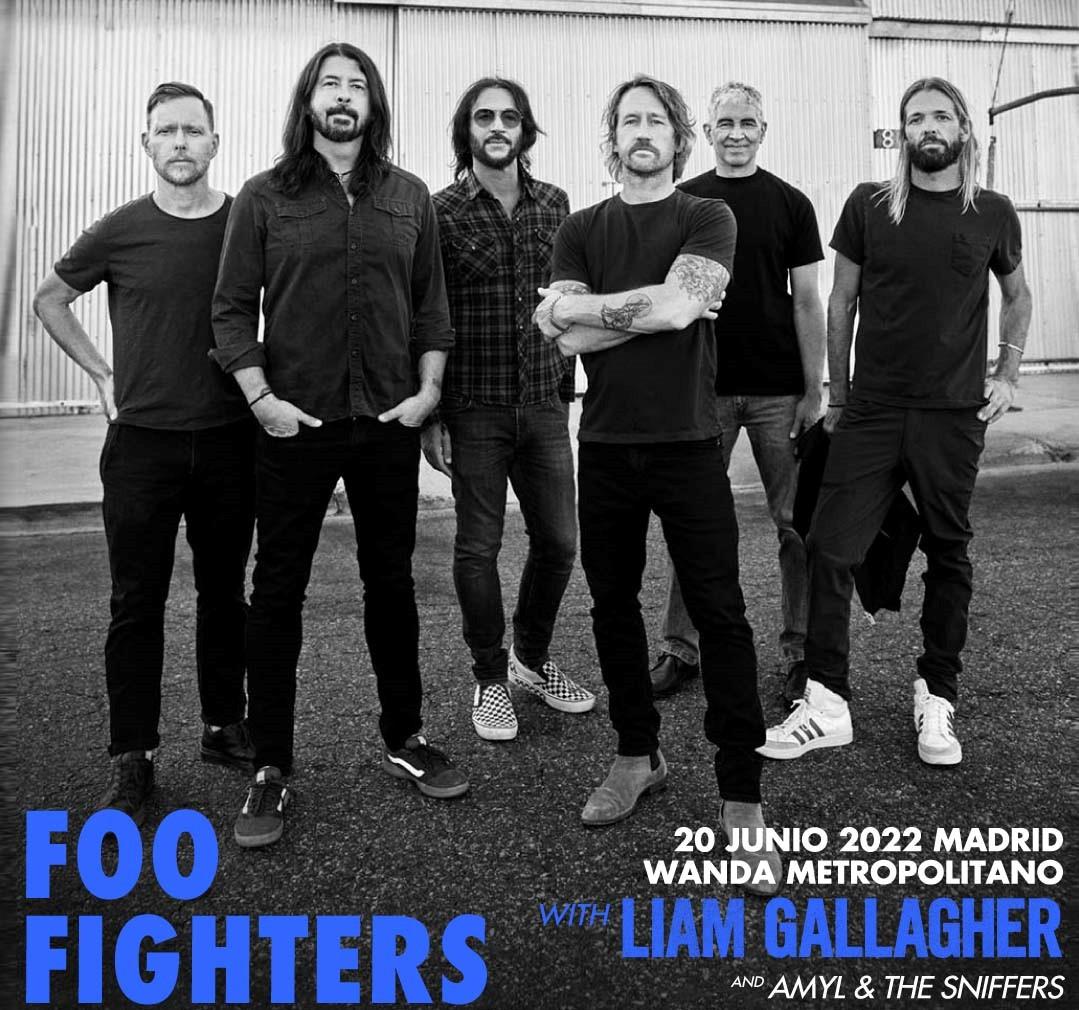foo fighters madrid pic 1