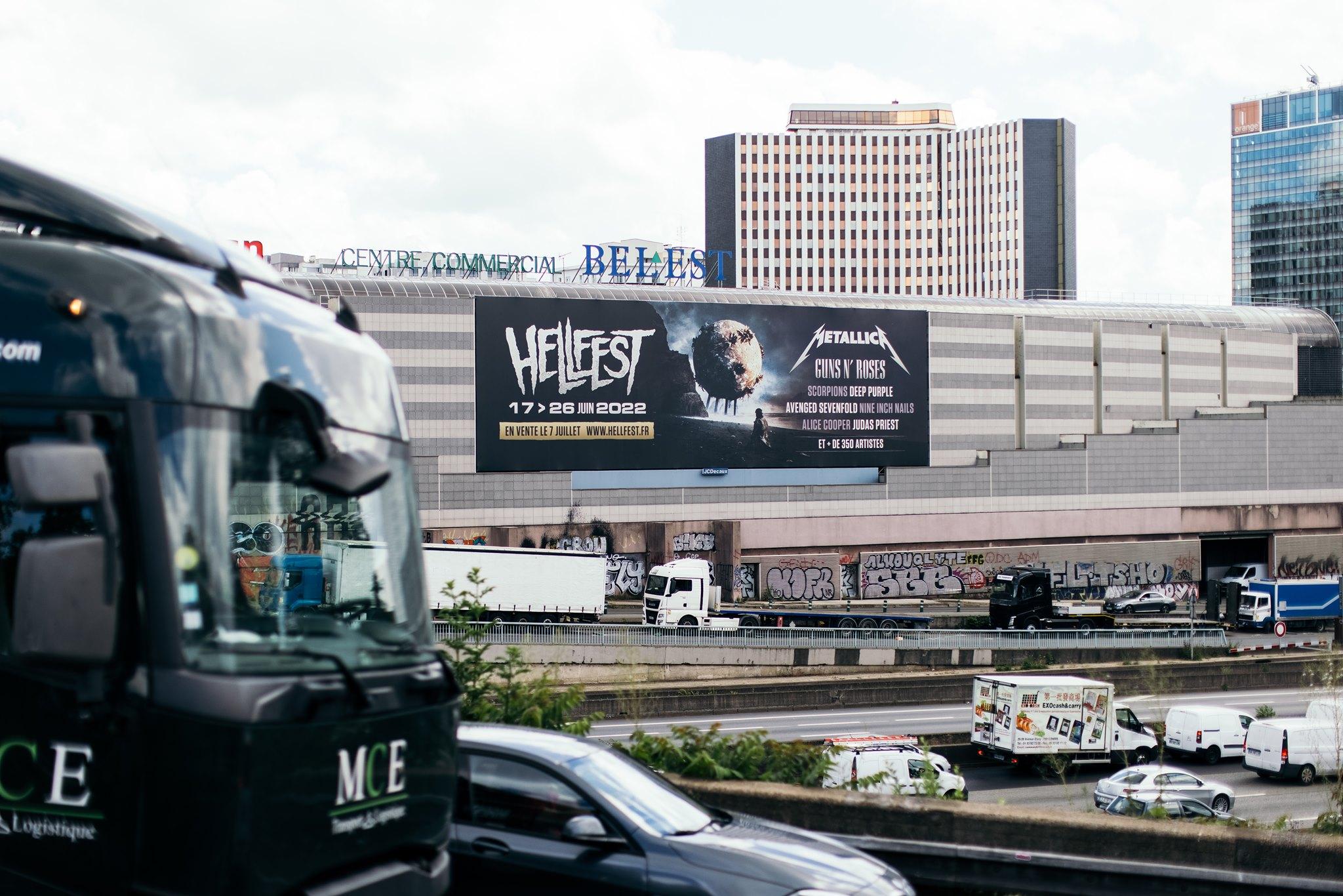 hellfest billboard