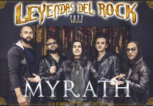 leyendas del rock - myrath