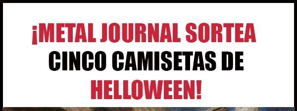 metal journal - sorteo helloween pic 2