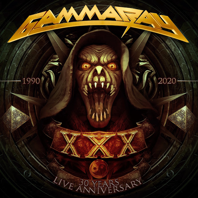 gamma - XXX live anniversay