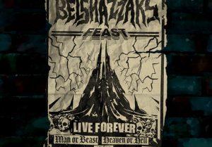 iron maiden - belshazzars