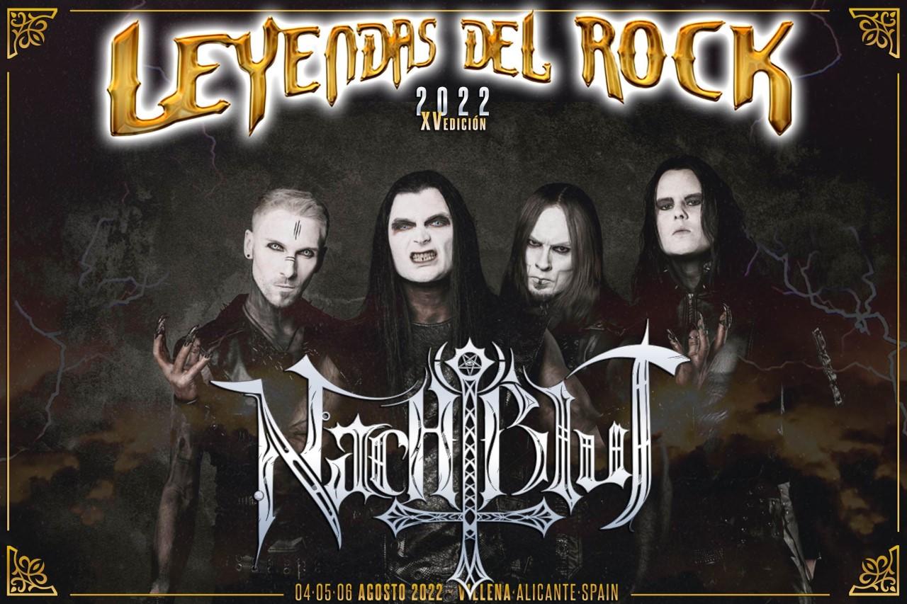 leyendas del rock - nachtblut